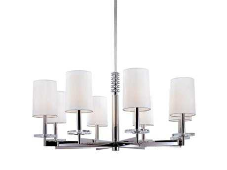 Hudson Valley Lighting Chelsea Bold & Glamorous Eight-Light 35'' Wide Chandelier