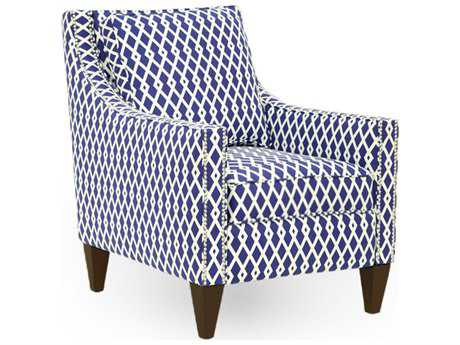 Homeware by Hooker Furniture Carson Ultramarine Club Chair