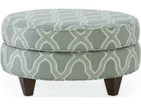 Homeware by Hooker Furniture Bellemy Seafoam Ottoman