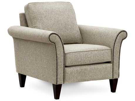 Homeware by Hooker Furniture Milo Platinum Accent Chair