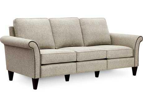 Homeware by Hooker Furniture Milo Platinum Sofa