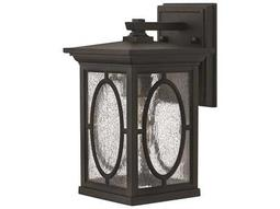 Hinkley Lighting Randolph Black CFL Outdoor Wall Light