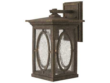 Hinkley Lighting Randolph Autumn Incandescent Outdoor Wall Light