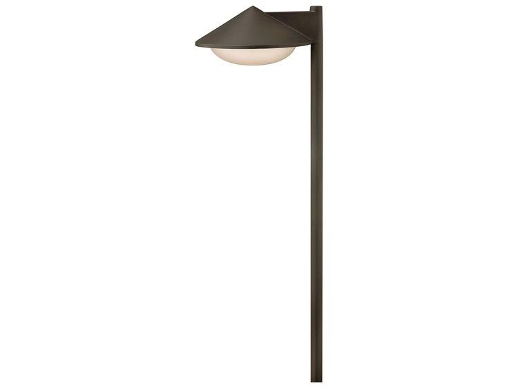 Hinkley lighting path contempo bronze incandescent outdoor path light 1502bz