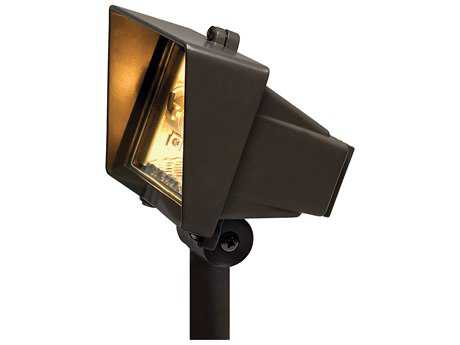 Hinkley Lighting Accent Flood Bronze Outdoor Post Light
