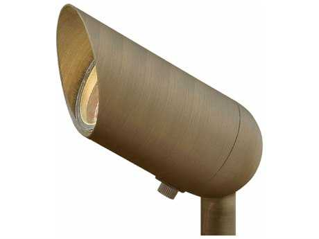 Hinkley Lighting Hardy Island Matte Bronze with Clear Lens Glass LED Outdoor Path Light