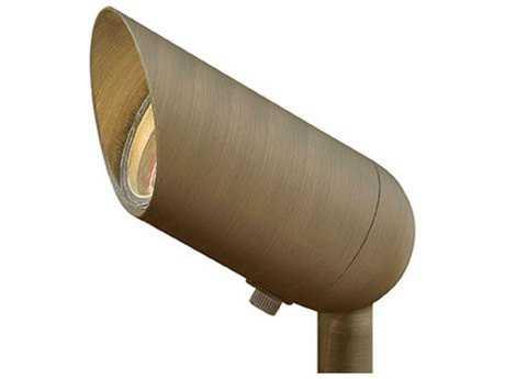 Hinkley Lighting Hardy Island Matte Bronze 2.5'' Wide 3W LED Outdoor Landscape Flood Light
