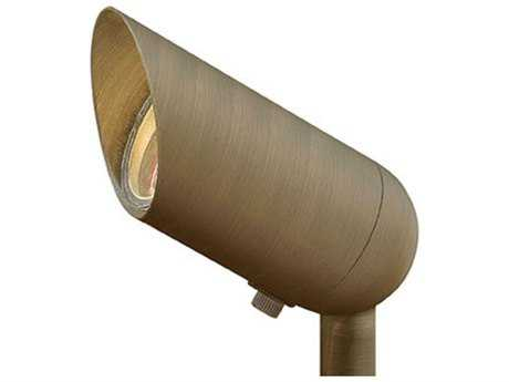 Hinkley Lighting Hardy Island Matte Bronze 2.5'' Wide 3W LED Outdoor Landscape Spot Light