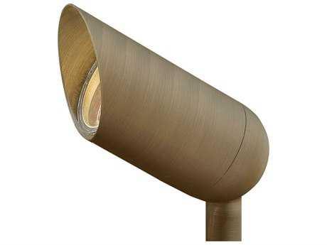 Hinkley Lighting Hardy Island Matte Bronze 8 Watt LED Medium Beam Outdoor Landscape Light