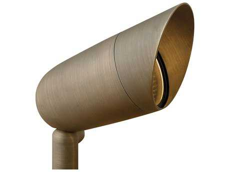 Hinkley Lighting Hardy Island Matte Bronze 50 Watt Incandescent Outdoor Landscape Spot Light