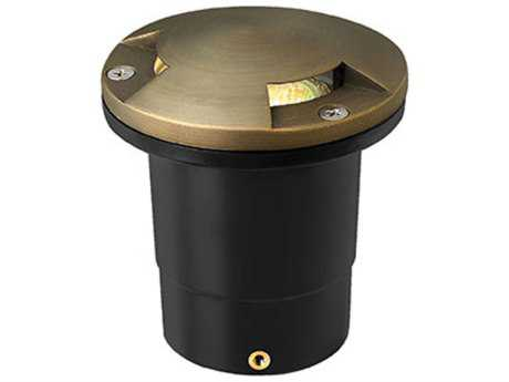 Hinkley Lighting Hardy Island Matte Bronze 4'' Wide 3000K LED (60 Watt Equivalent) Outdoor Landscape Directional Well Light