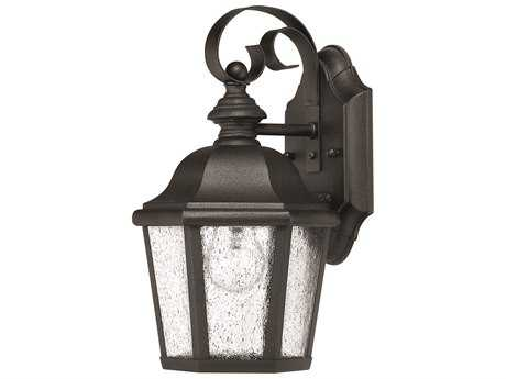Hinkley Lighting Edgewater Black LED Outdoor Wall Light
