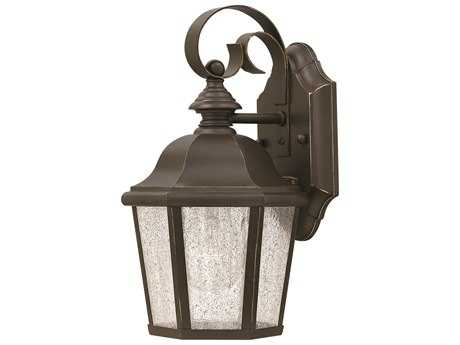 Hinkley Lighting Edgewater Oil Rubbed Bronze LED Outdoor Wall Light