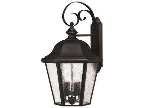 Hinkley Lighting Edgewater Black LED Outdoor Wall Light