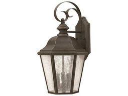 Hinkley Lighting Edgewater Oil Rubbed Bronze LED Outdoor Wall Light