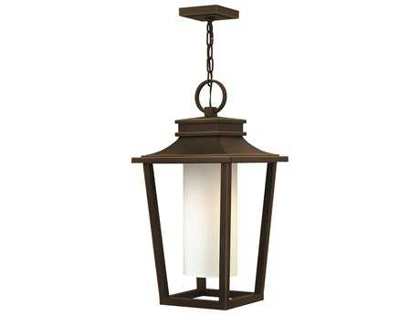 Hinkley Lighting Sullivan Oil Rubbed Bronze CFL Outdoor Pendant Light