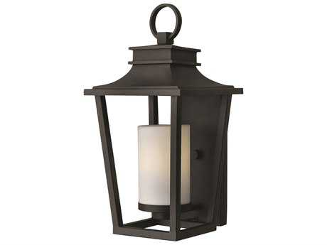 Hinkley Lighting Sullivan Black CFL Outdoor Wall Light