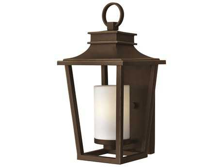 Hinkley Lighting Sullivan Oil Rubbed Bronze LED Outdoor Wall Light