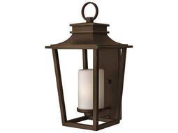 Hinkley Lighting Sullivan Oil Rubbed Bronze LED Outdoor Wall Light