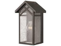 Hinkley Lighting Holbrook Black Incandescent Outdoor Wall Light