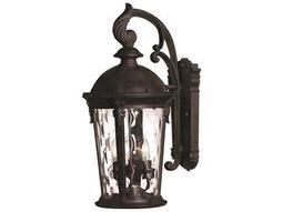 Hinkley Lighting Windsor Black LED Outdoor Wall Light