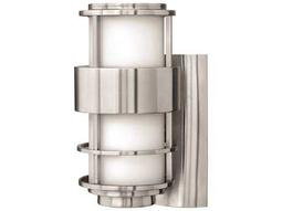 Hinkley Lighting Saturn Stainless Steel CFL Outdoor Wall Light
