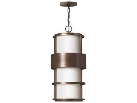 Hinkley Lighting Saturn Metro Bronze CFL Outdoor Pendant Light