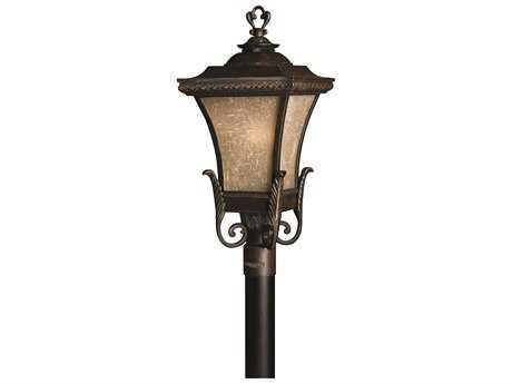 Hinkley Lighting Brynmar Regency Bronze Incandescent Outdoor Post Light