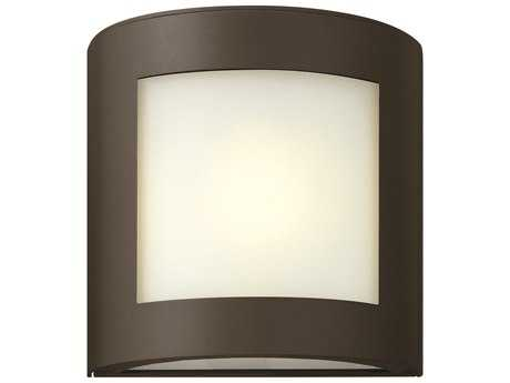 Hinkley Lighting Solara Bronze CFL Outdoor Wall Light