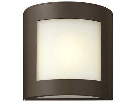 Hinkley Lighting Solara Bronze LED Outdoor Wall Light