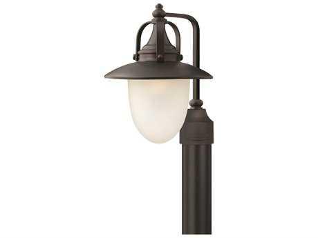 Hinkley Lighting Pembrook Spanish Bronze LED Outdoor Post Light