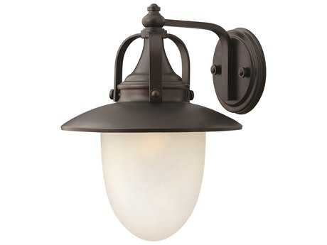 Hinkley Lighting Pembrook Spanish Bronze LED Outdoor Wall Light