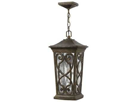 Hinkley Lighting Enzo Autumn 10'' Wide LED Outdoor Pendant Light