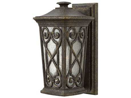 Hinkley Lighting Enzo Autumn 8'' Wide LED Outdoor Wall Sconce