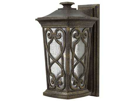 Hinkley Lighting Enzo Autumn 10'' Wide Small LED Outdoor Wall Sconce