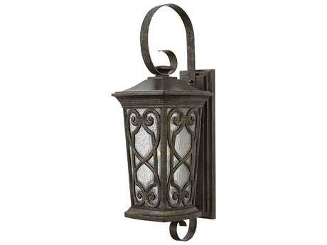 Hinkley Lighting Enzo Autumn 10'' Wide Large LED Outdoor Wall Sconce
