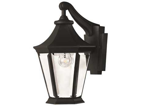 Hinkley Lighting Senator Black Outdoor Wall Light