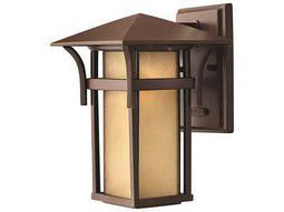 Hinkley Lighting Harbor Anchor Bronze CFL Outdoor Wall Light