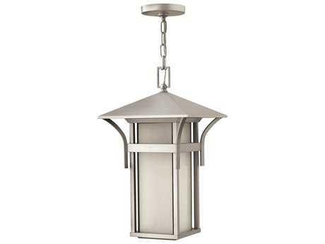 Hinkley Lighting Harbor Titanium CFL Outdoor Pendant Light