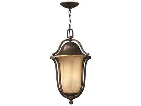 Hinkley Lighting Bolla Olde Bronze CFL Outdoor Pendant Light
