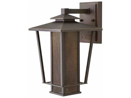 Hinkley Lighting Theo Oil Rubbed Bronze LED Outdoor Wall Light
