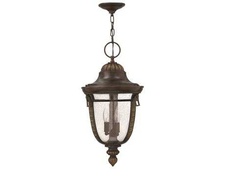 Hinkley Lighting Key West Regency Bronze CFL Outdoor Pendant Light