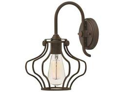 Hinkley Lighting Congress Oil Rubbed Bronze Wall Sconce