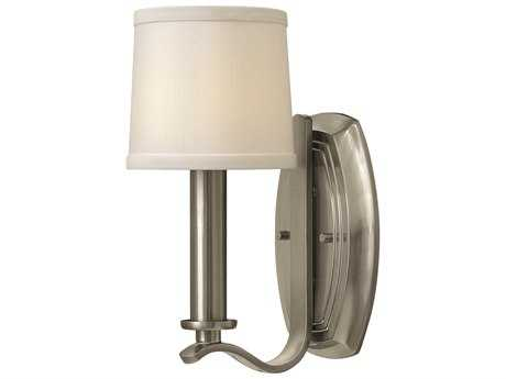 Hinkley Lighting Clara Brushed Nickel Wall Sconce