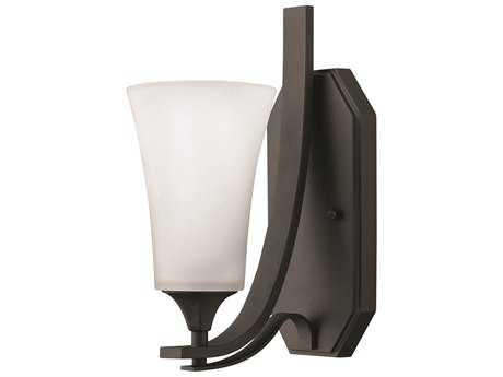 Hinkley Lighting Brantley Textured Black Wall Sconce