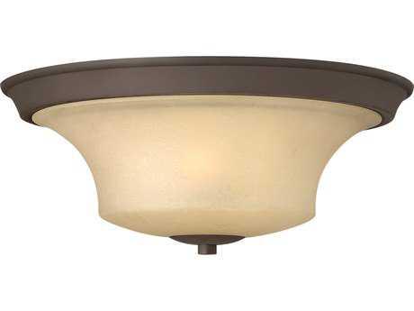 Hinkley Lighting Brantley Oil Rubbed Bronze LED Flush Mount Light