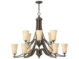 Hinkley Lighting Brantley Oil Rubbed Bronze 12-Light 43 Wide Chandelier