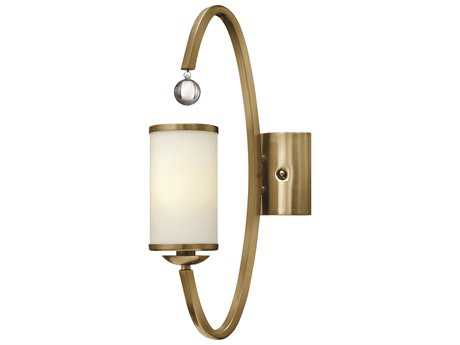Hinkley Lighting Monaco Brushed Caramel Wall Sconce