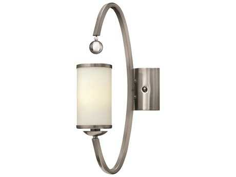 Hinkley Lighting Monaco Brushed Nickel Wall Sconce