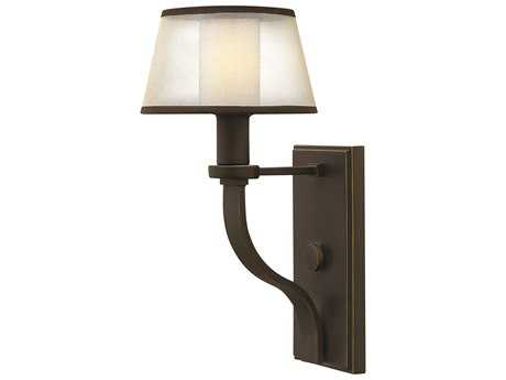 Hinkley Lighting Prescott Olde Bronze Wall Sconce